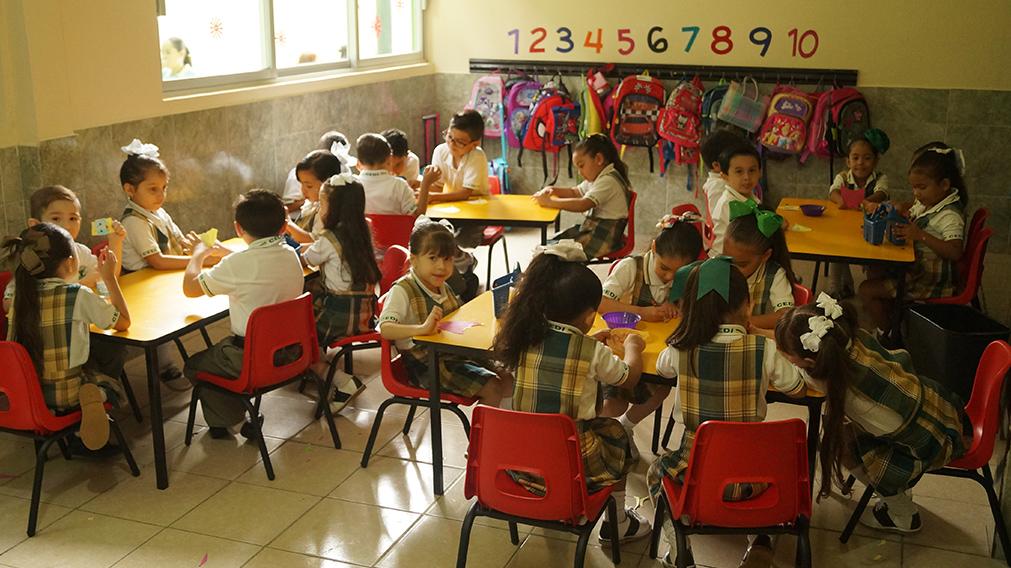 Preescolar cedi for Actividades recreativas en el salon de clases
